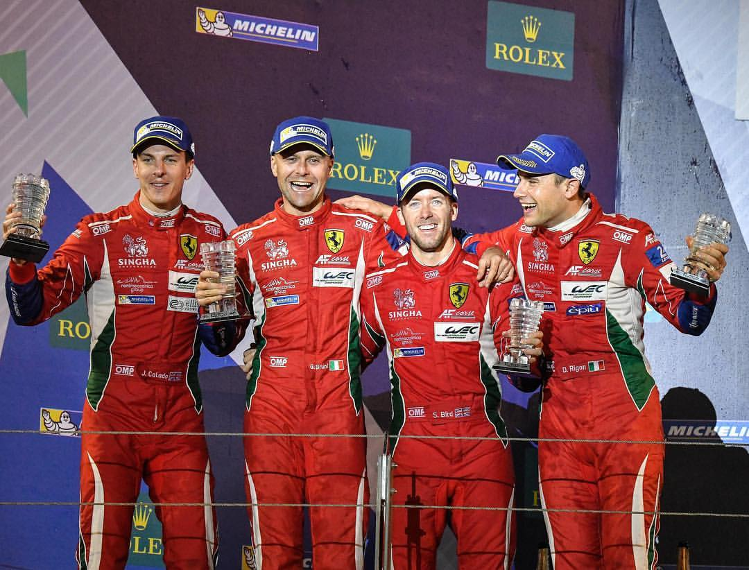 WEC – Ferrari wins GT Manufacturer title in Bahrain