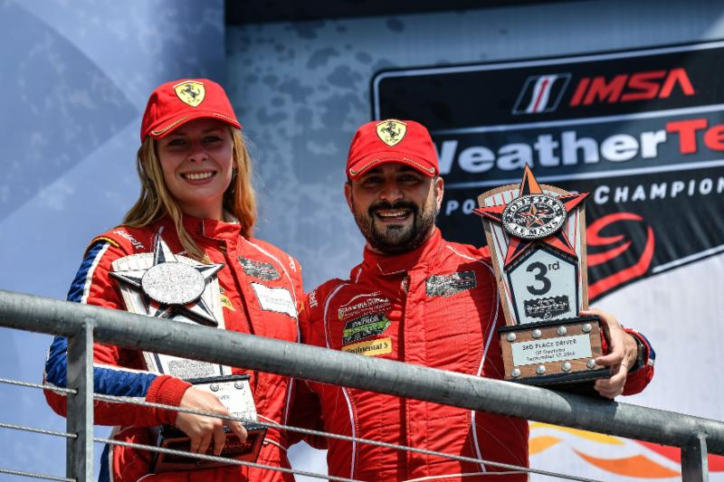 With Podium in Austin, Championship is Within Reach for Scuderia Corsa