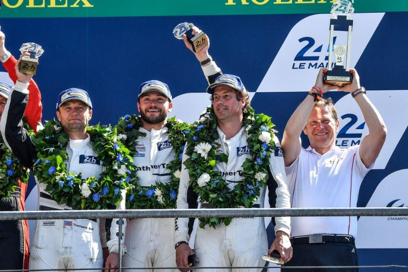 Third Consecutive 24 Hours of Le Mans Podium for Scuderia Corsa