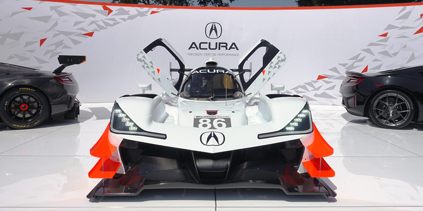Acura team ready for Rolex 24