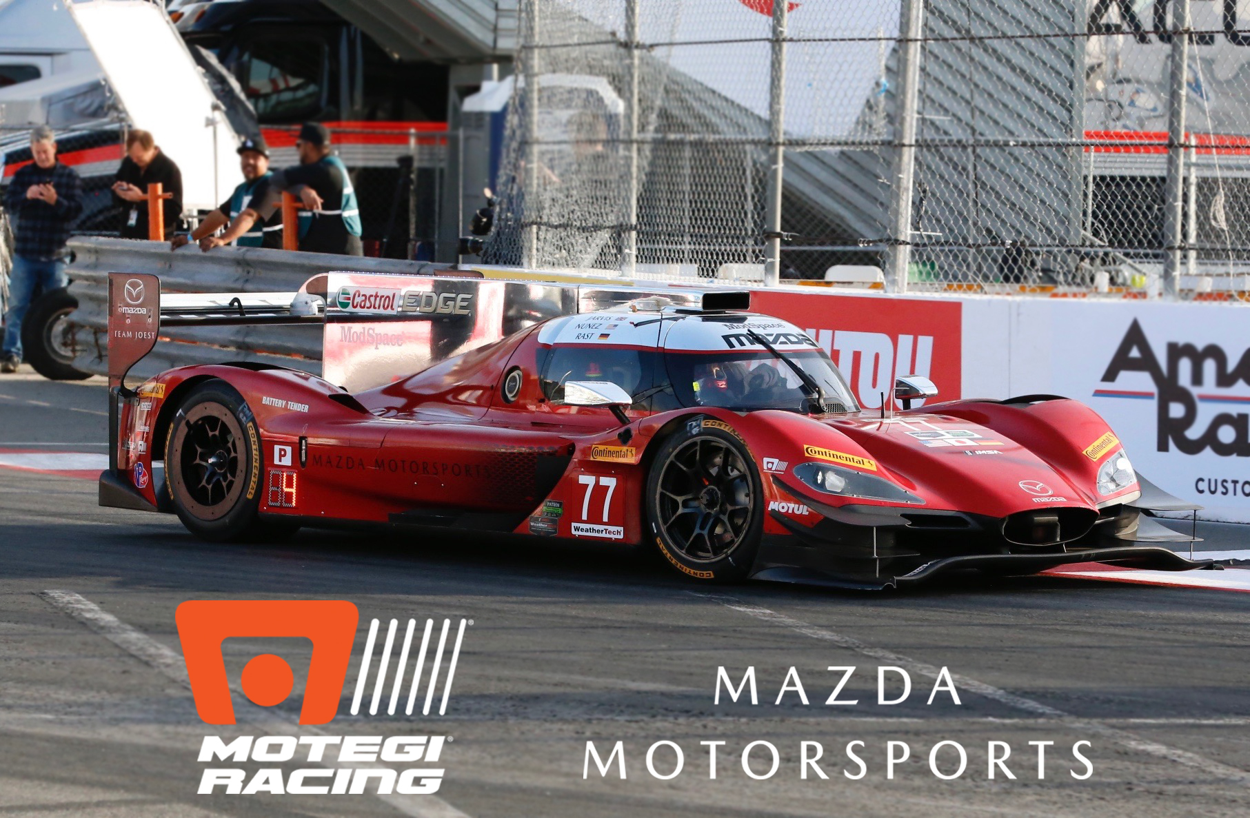 Learn more about the Motegi Racing and Mazda Motorsports Partnership
