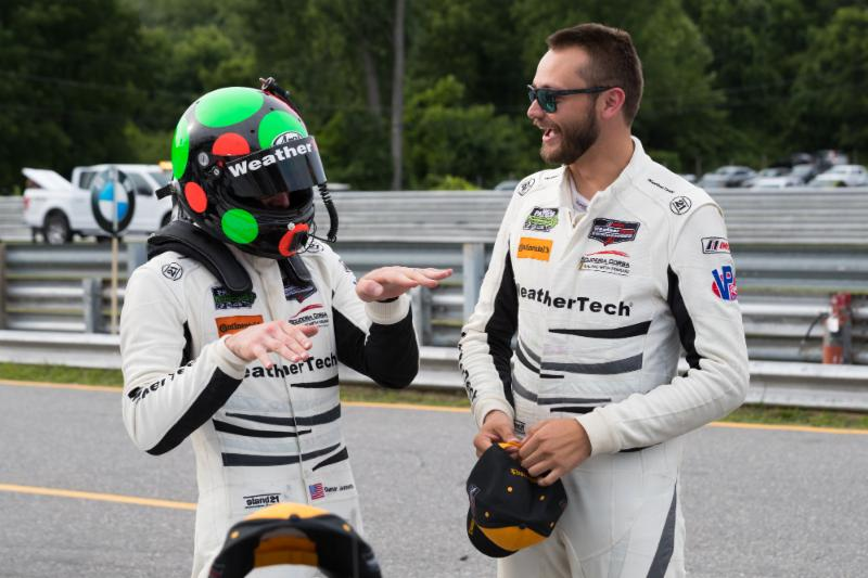 Repeat Podiums Garner Momentum for Scuderia Corsa in VIRginia