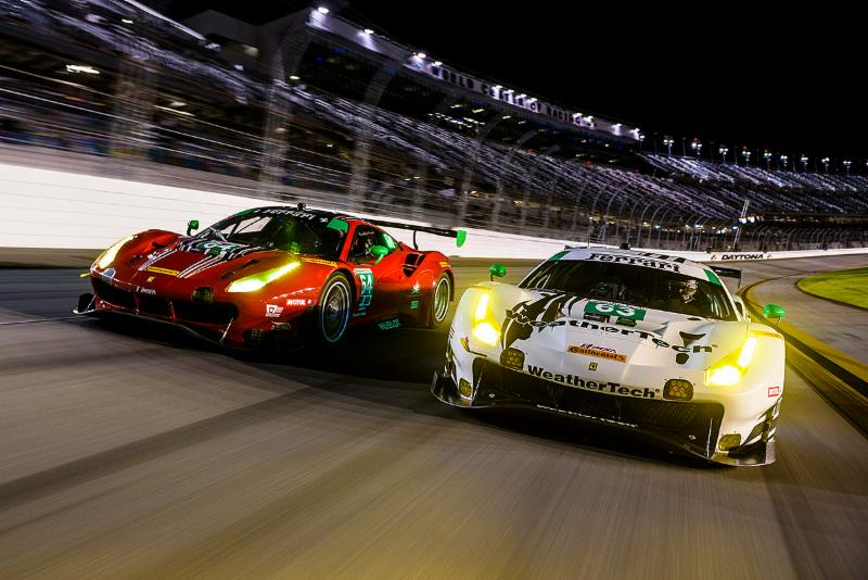 Scuderia Corsa Heads to Daytona 24 Weekend with 11 Cars in Dual Events