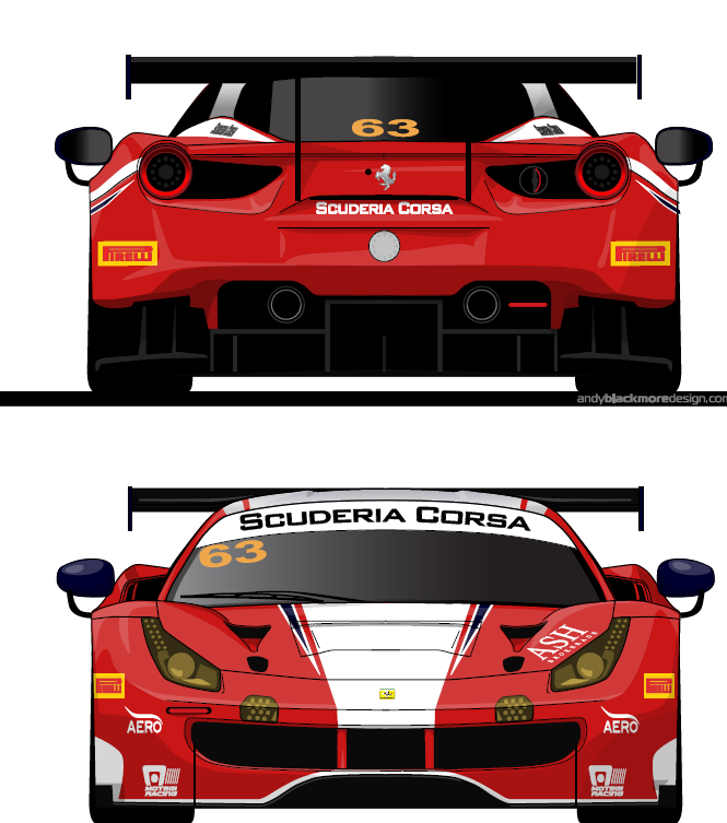 Scuderia Corsa to Enter Macau GT World Cup