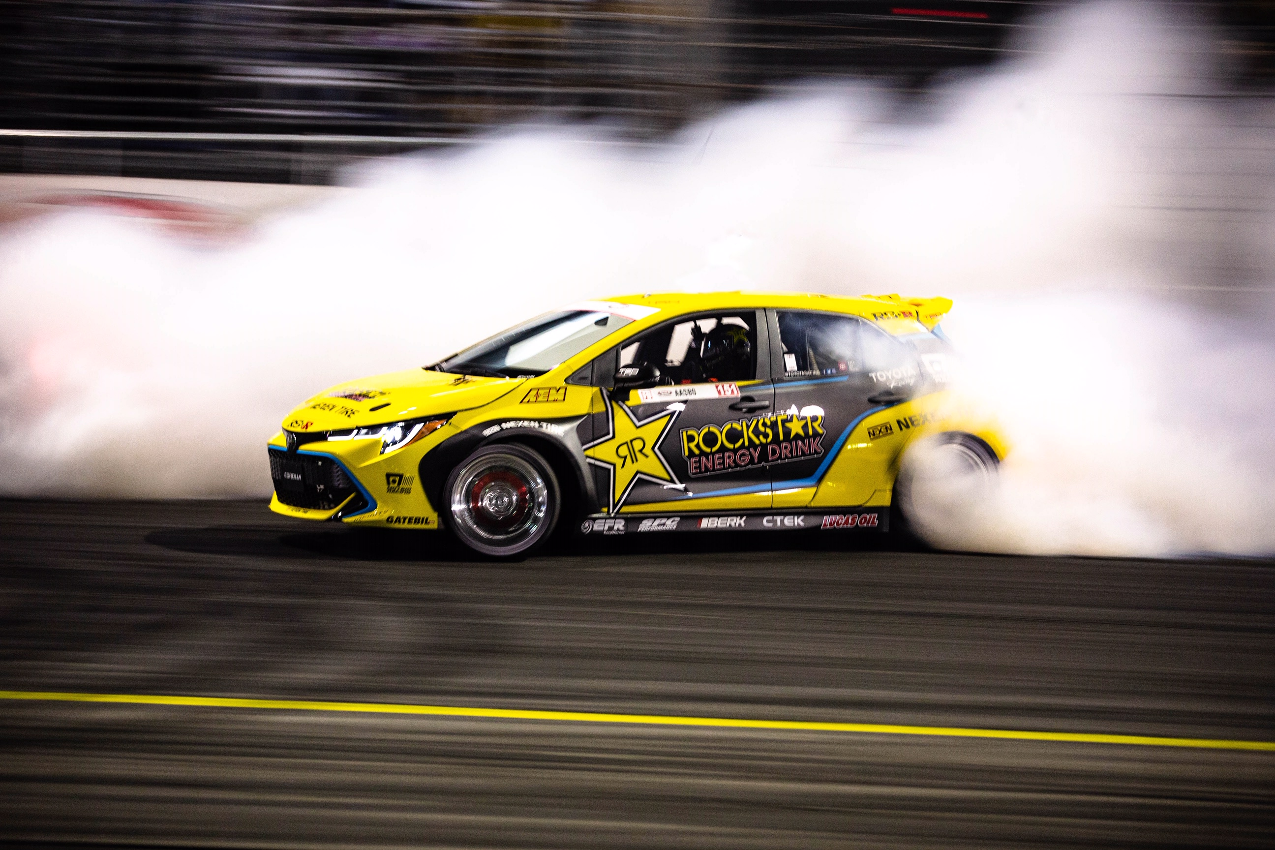 STRONG FINISH FOR FREDRIC AASBO IN FORMULA DRIFT CHAMPIONSHIP