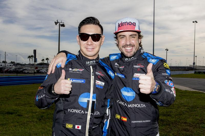 Fernando Alonso Joins Forces With Wayne Taylor Racing For 2019 Rolex 24