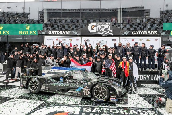 Motegi wins at the 2019 Dayton 24 Hours