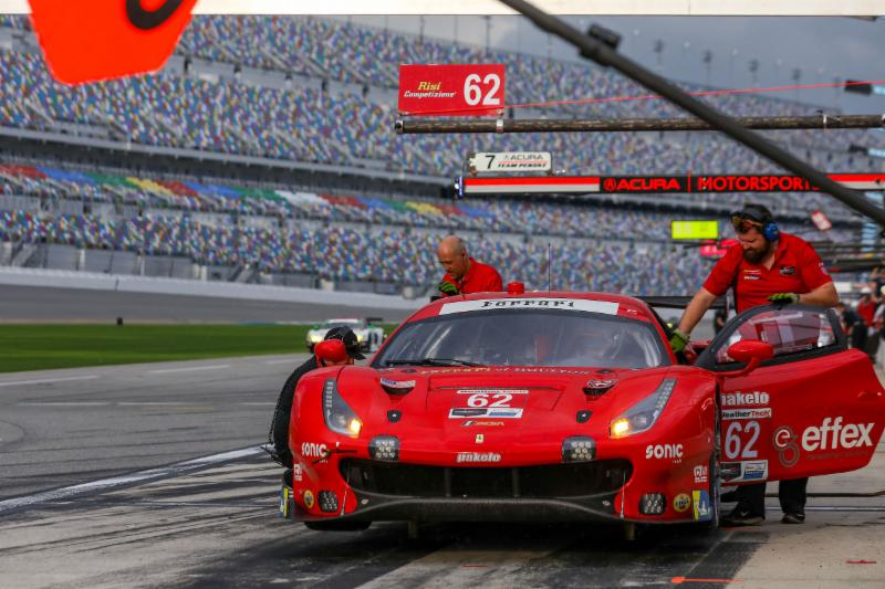 Risi Competizione Returns To Rolex 24 At Daytona Ready For Top Step Of Podium