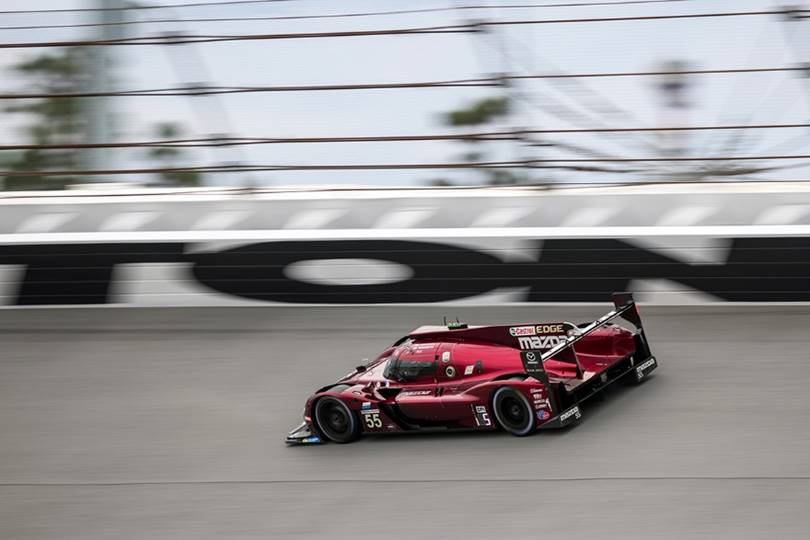 Daytona Performance Builds Confidence For Mazda Team Joest