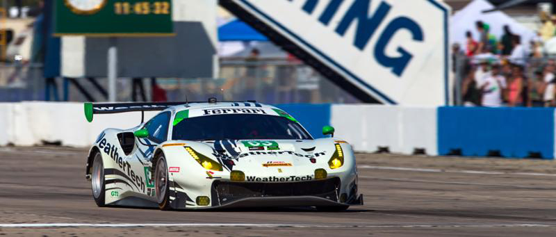 Scuderia Corsa Gears Up for Return to IMSA Action at Sebring