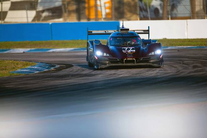Mazda Joest Racing Qualifies Second at Sebring