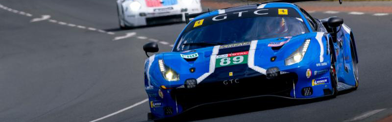 Risi Competizione Set To Battle at the 87th Annual 24 Hours of Le Mans