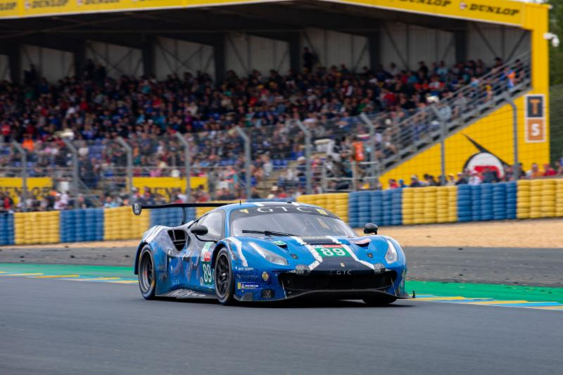 Post Race Report from Risi Competizione – 2019 24 Hours of Le Mans
