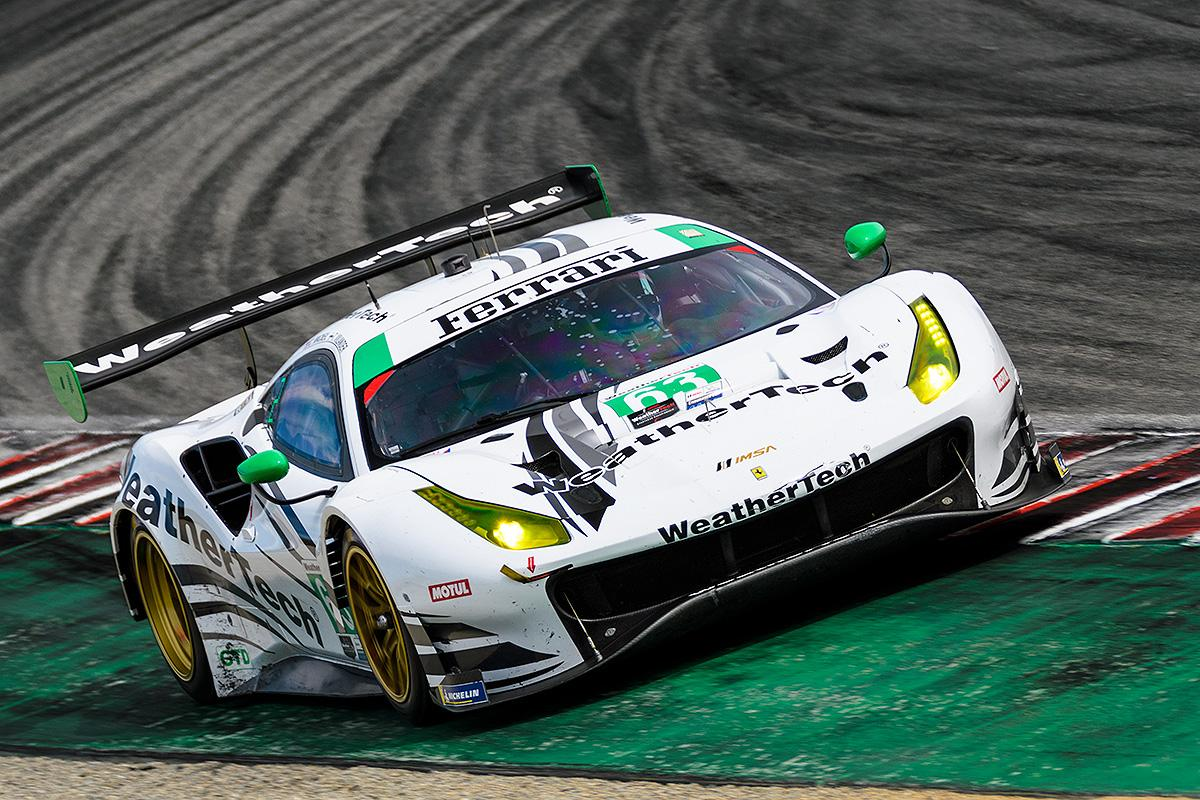 Scuderia Closes 2019 IMSA Season at Road Atlanta