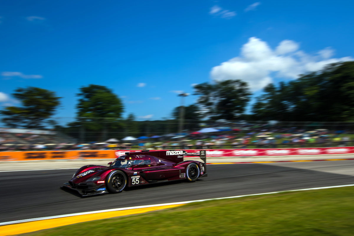 Ten hours of racing remain for Mazda Team Joest in the 2019 IMSA WeatherTech Sportscar Championship Season